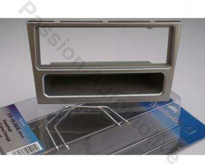 Autoleads Vauxhall Tigra Silver Radio Fascia & Removal Keys