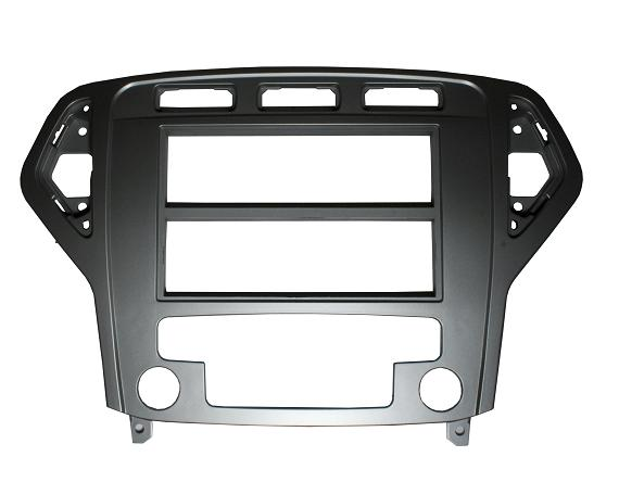 autoleads ford mondeo mk4 08on stereo fascia plate kit ebay. Black Bedroom Furniture Sets. Home Design Ideas