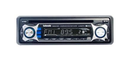 Radiomobile Cd Wma Mp3 Player Car Stereo Radio Headunit With