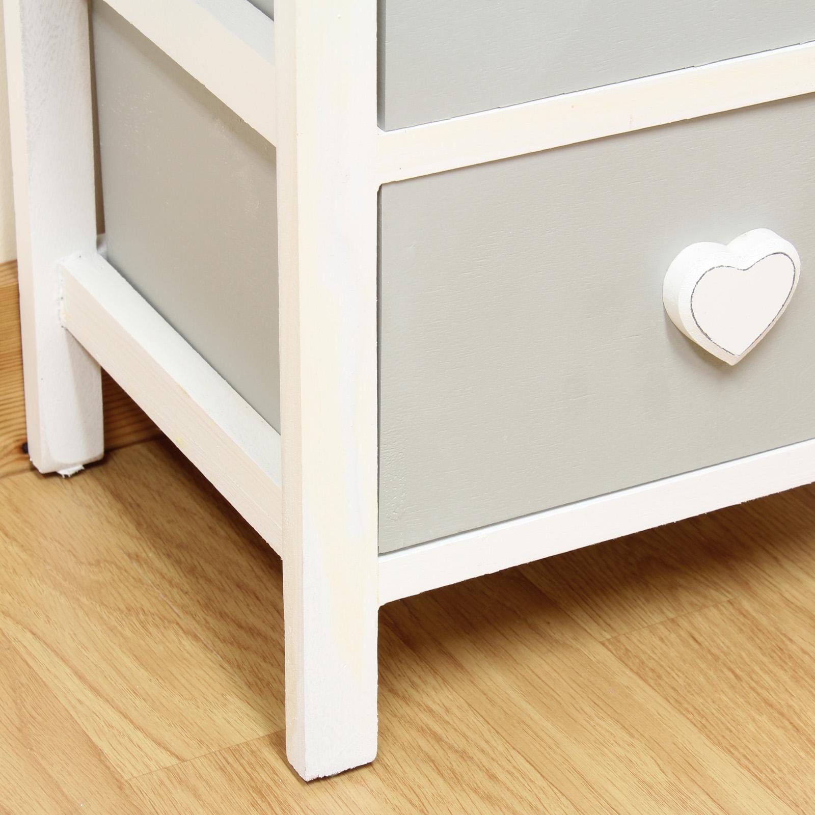 Tallboy Bedroom Furniture White Amp Grey Wooden Cabinet For Girls Bedroom Furniture Chest