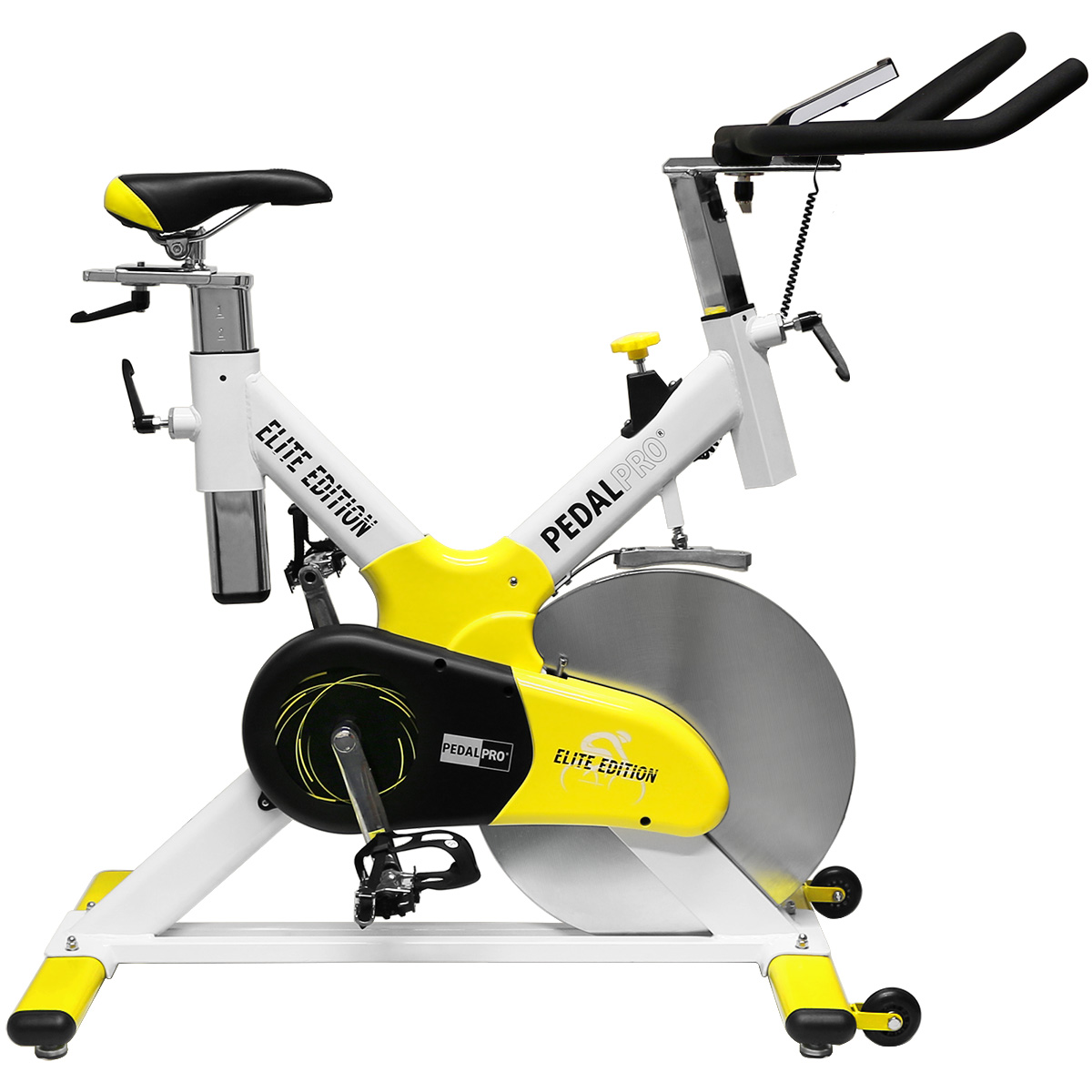 PEDALPRO ELITE EXERCISE BIKE CYCLING GYM STUDIO/CLASS FITNESS TRAINING BICYCLE
