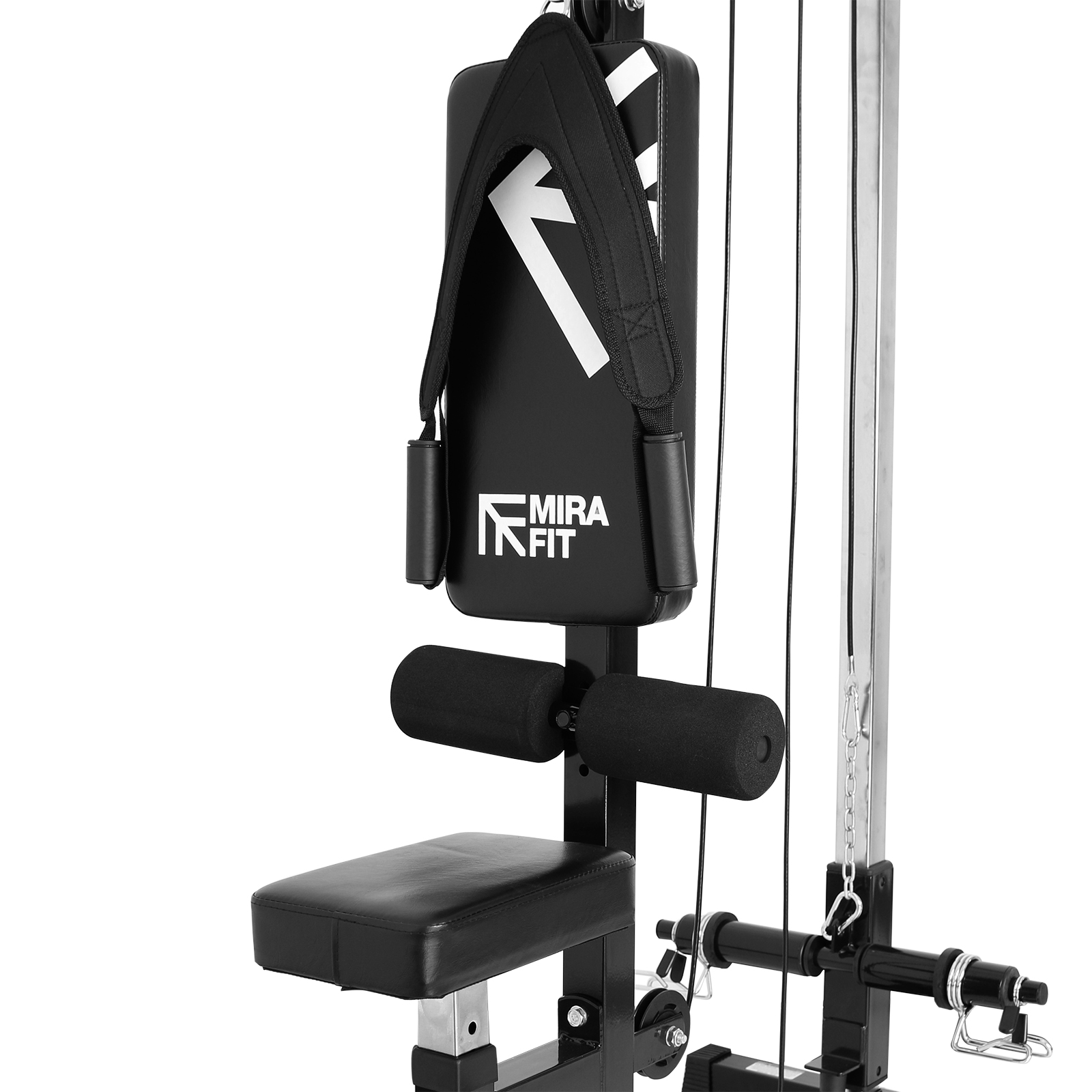 row pull machine