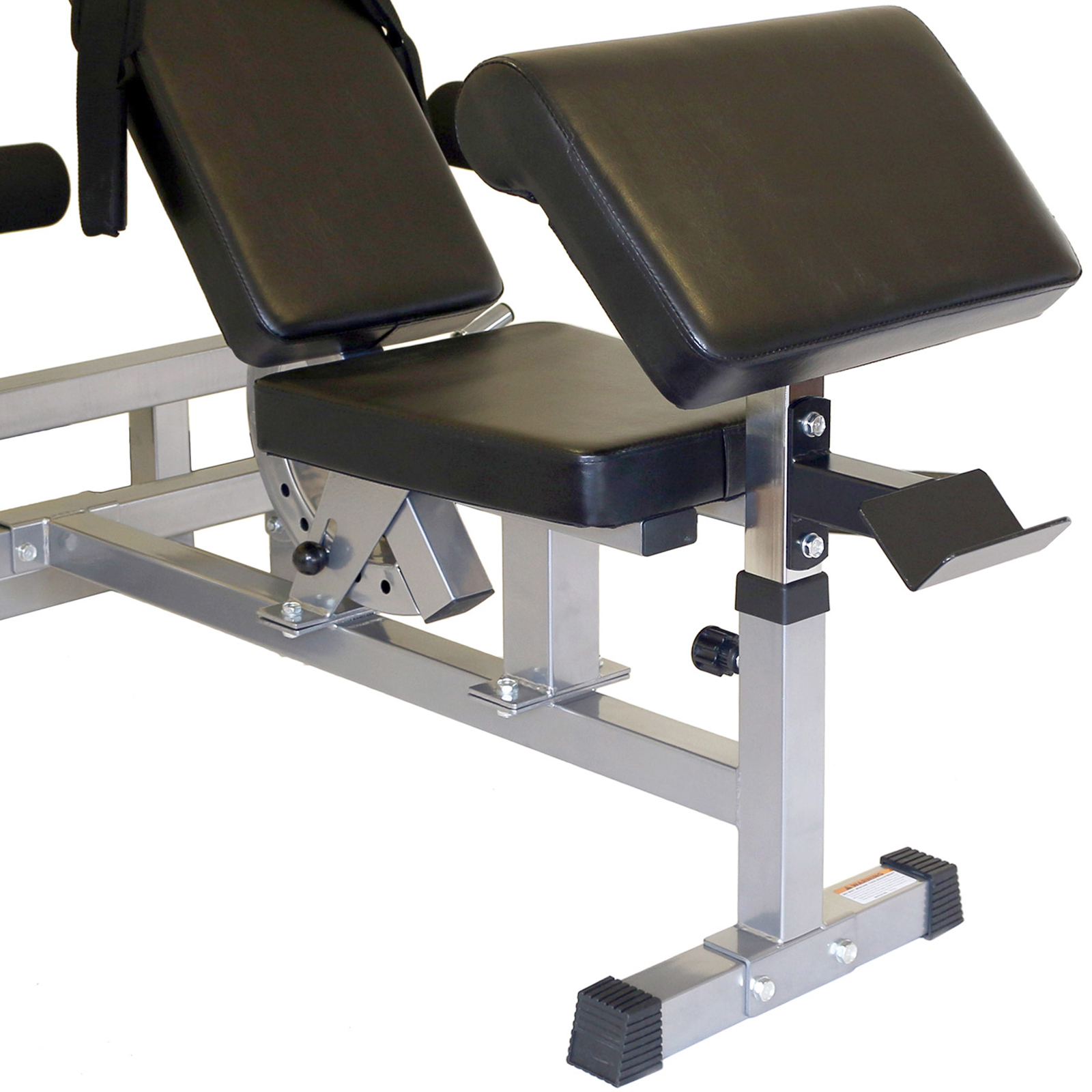 Hoist Preacher Bench: MIRAFIT HD Adjustable Weight Bench Home Multi Gym With Dip