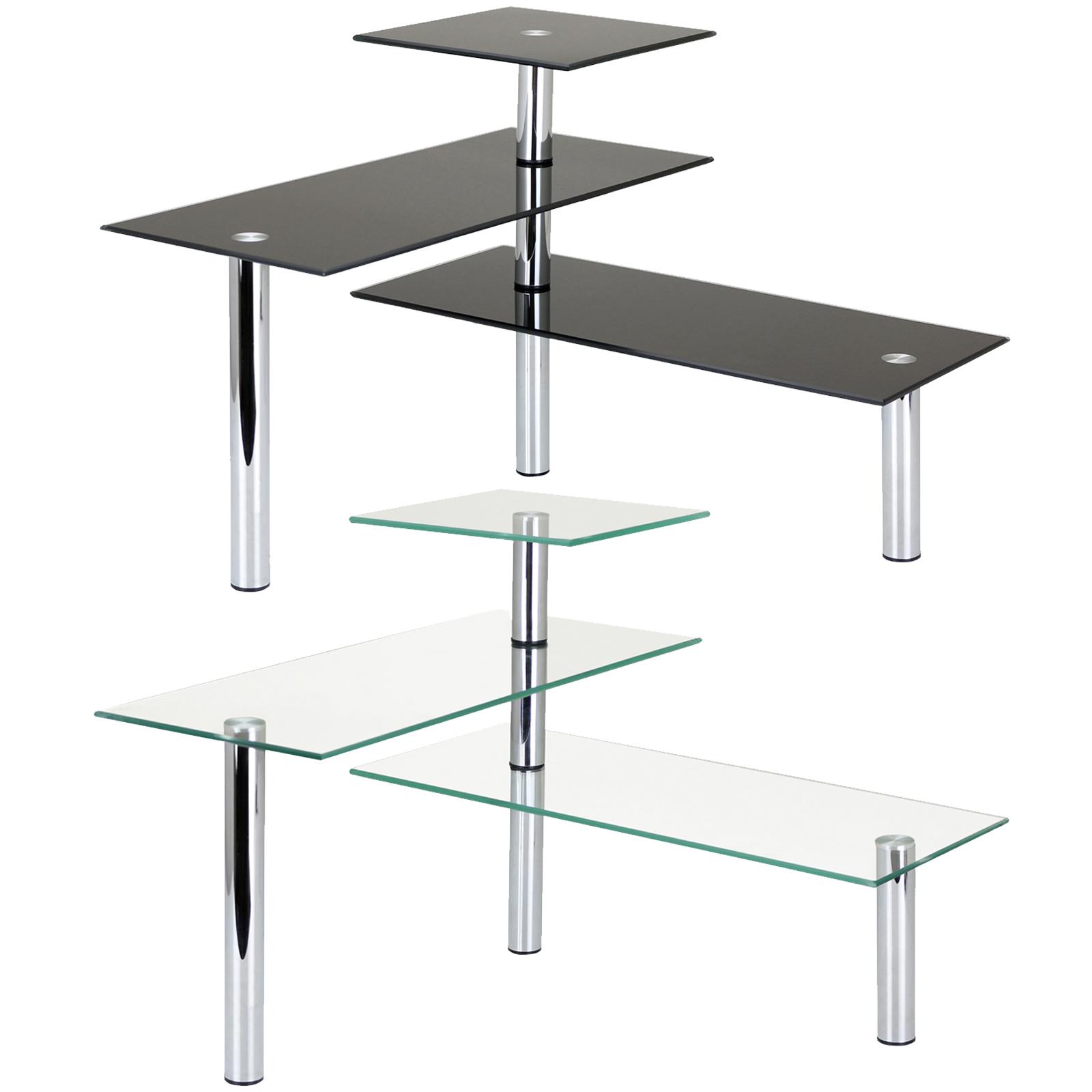 Kitchen Tidy Hartleys 3 Tier Corner Organiser Kitchen Worktop Shelves Storage