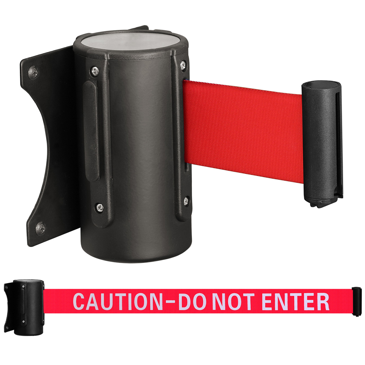 Wall Mounted Security Safety Crowd Control Barrier Door