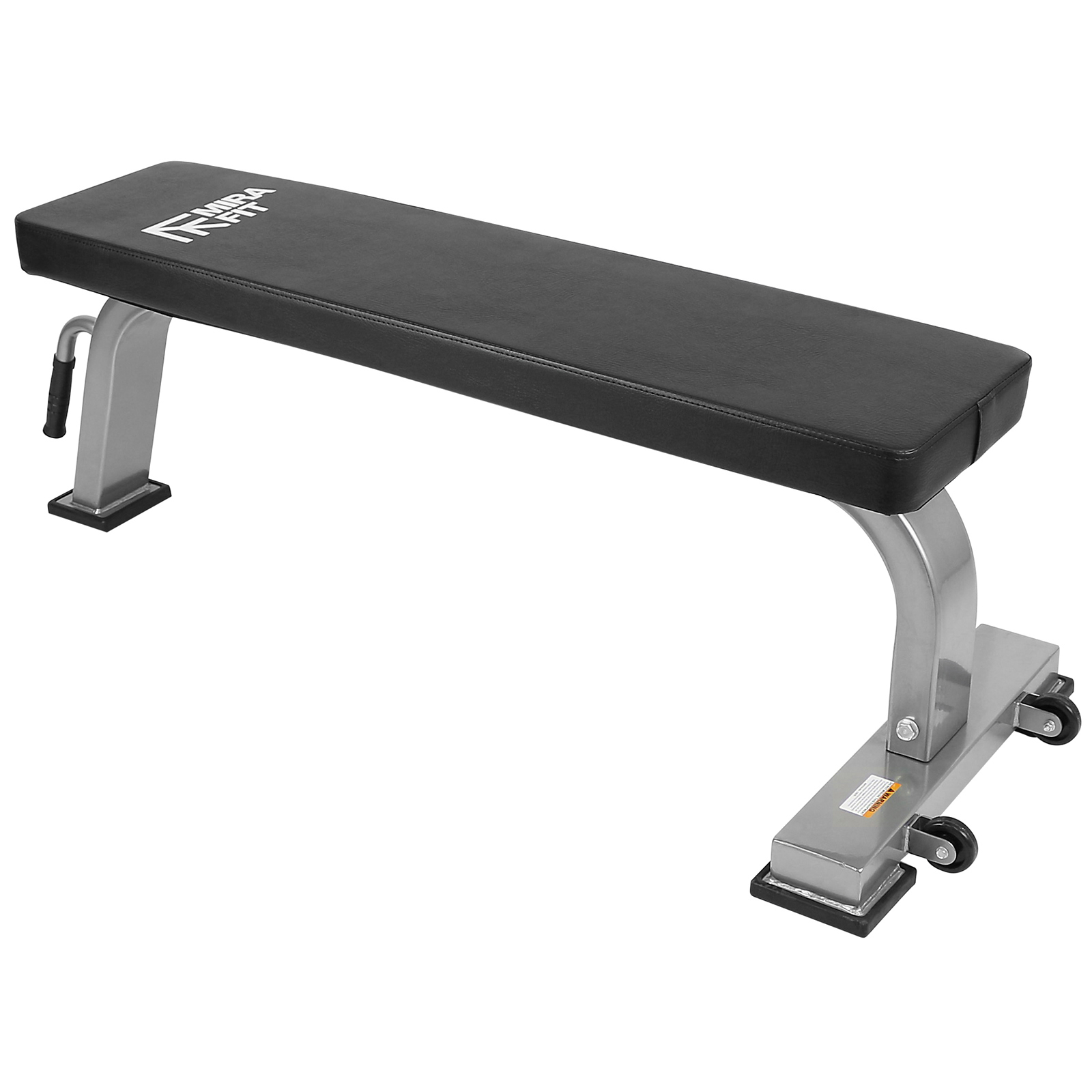 MIRAFIT Semi Commercial Flat Gym Bench Weight/Dumbbell/DB ...