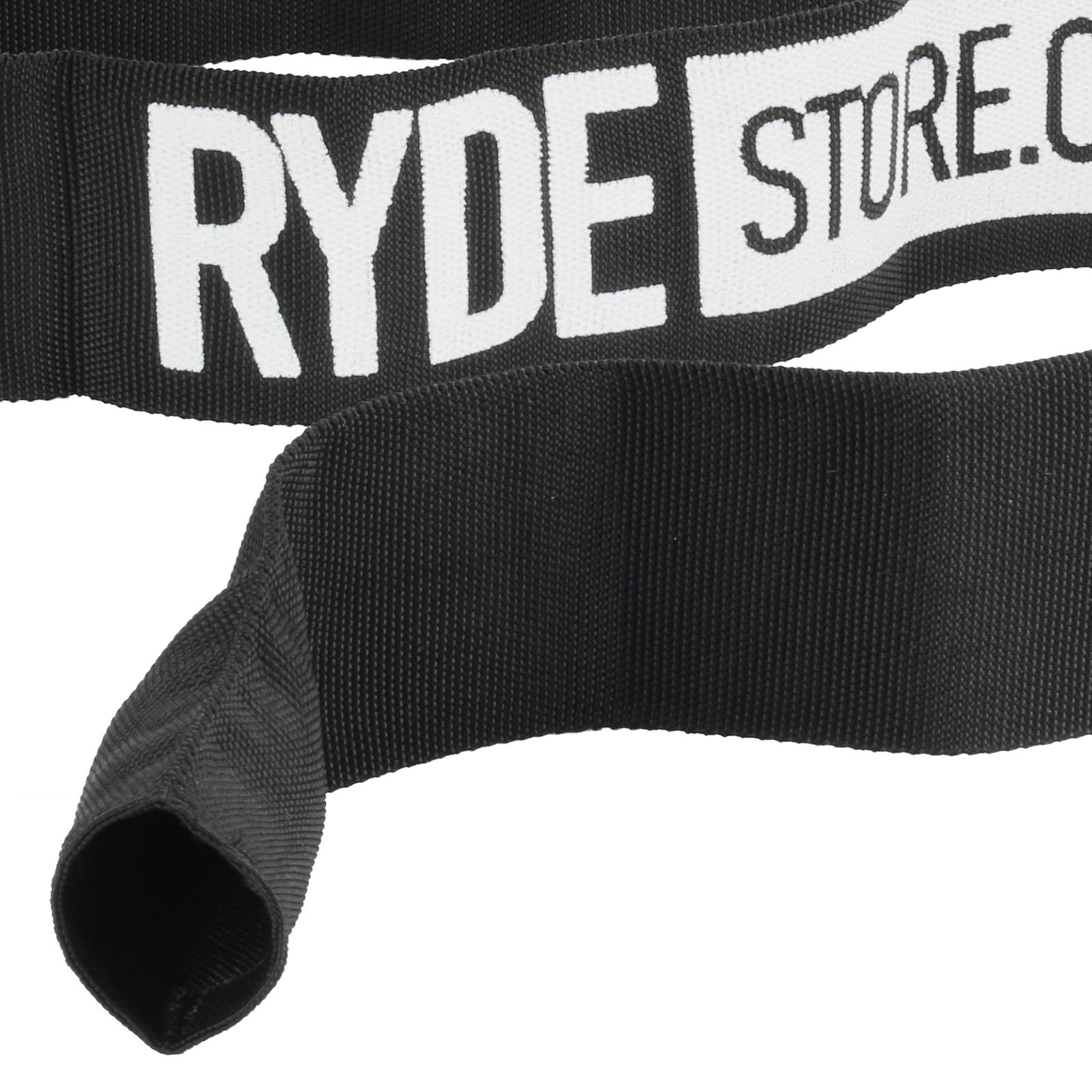 Ryde Chain Lock Sheath Bike Cycle Motorcycle Fabric Sleeve
