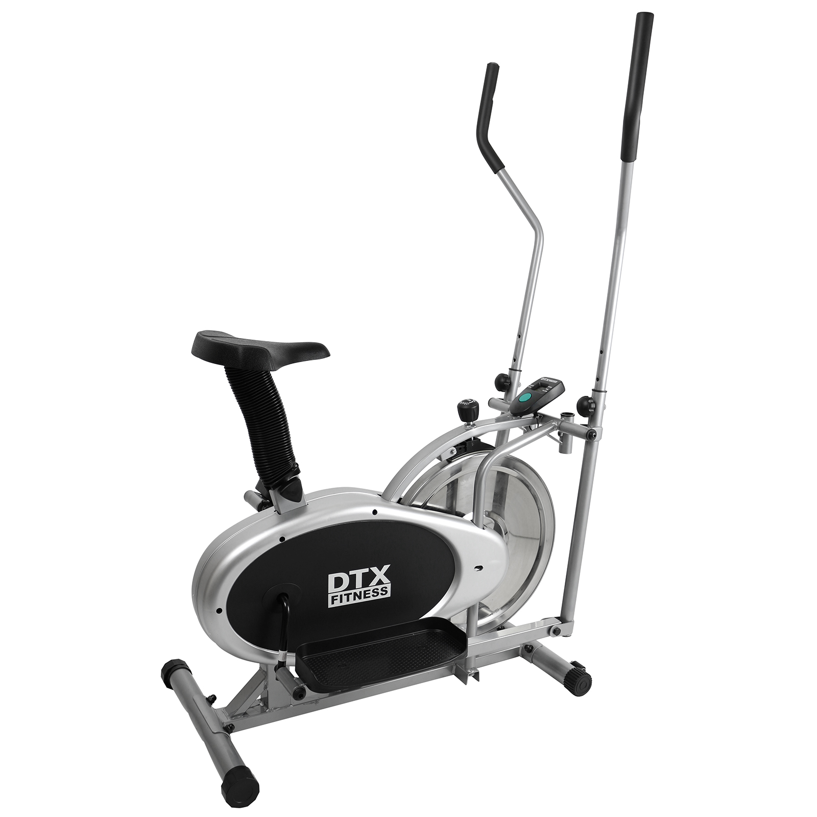 SALE DTX Fitness 2 In 1 Elliptical Cross Trainer/Exercise