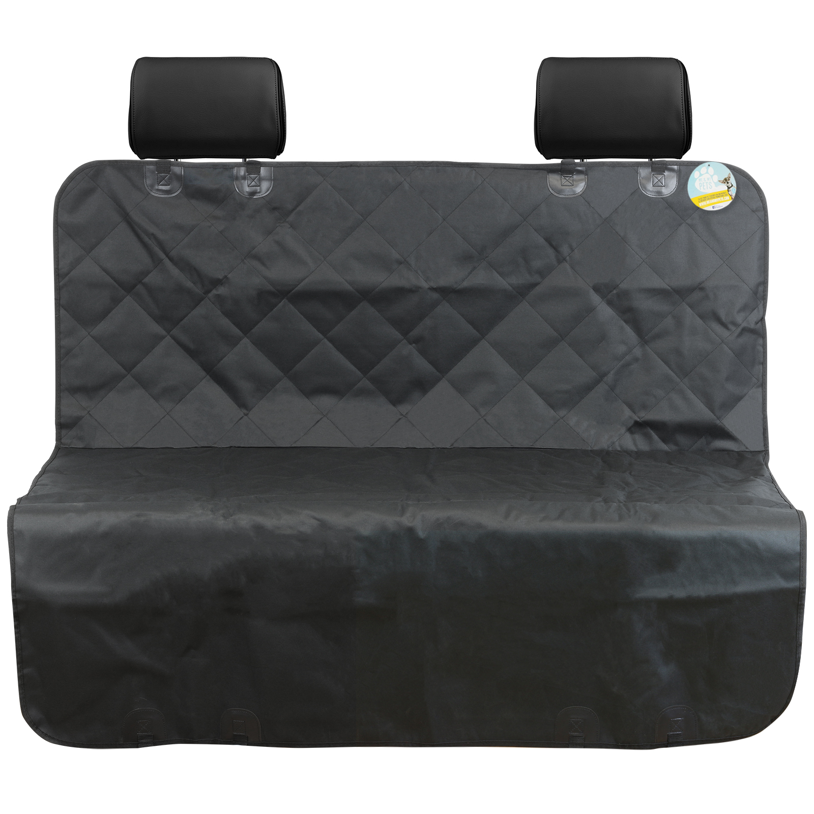 me my premium waterproof dog pet car seat cover rear back protector hammock ebay. Black Bedroom Furniture Sets. Home Design Ideas
