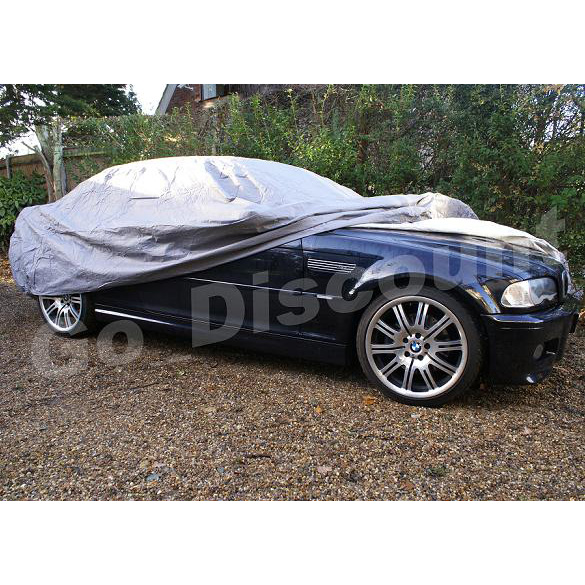 BMW M3/3 SERIES BREATHABLE DUST/SNOW/ICE FULL CAR COVER