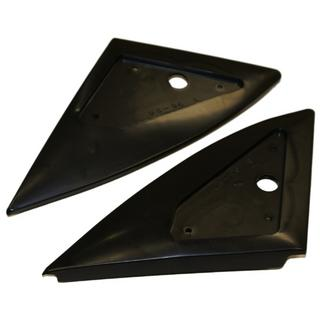 Mountney Fiat Punto 96-01 3dr Wing Mirror Base Plates Kit
