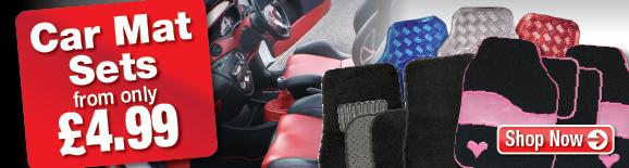 Car Mats Special Offer