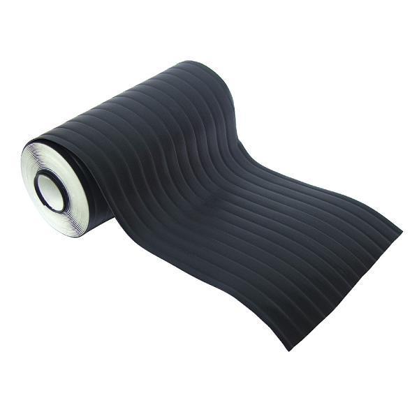e tech black car door sill lower bodywork scuff protector guard plate boot van. Black Bedroom Furniture Sets. Home Design Ideas