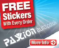 Free Passion Automotive Car Stickers