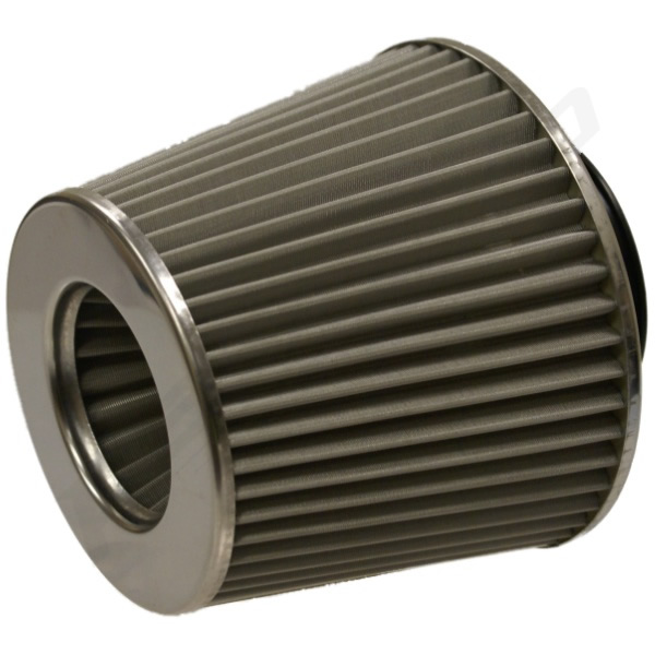 Wire Mesh Air Cleaner : Mg tf mgf stainless steel mesh inverted car air filter
