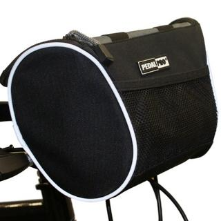 PedalPro Bicycle Handlebar Bag with Mesh Pocket