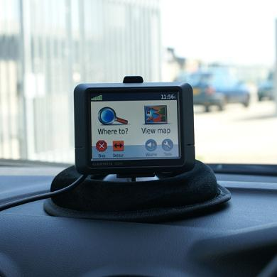 Anti Theft Sat Nav Holder