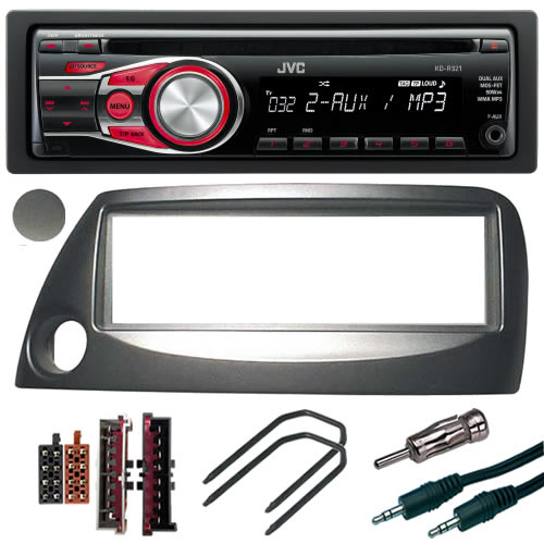 replacement jvc car cd player stereo fitting kit for. Black Bedroom Furniture Sets. Home Design Ideas