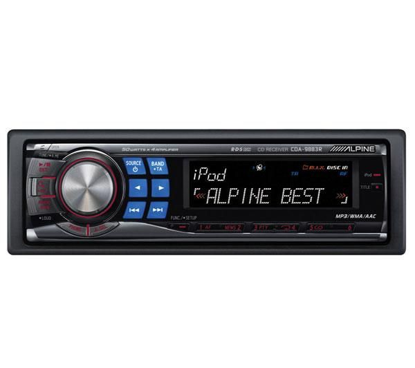 Alpine CDE Review 20Best Car Stereo Systems - Top Ten Reviews