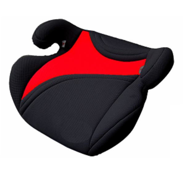 4-12 YEARS CHILD/KIDS/CHILDRENS BOOSTER CAR SEAT ECE APPROVED RED & BLACK COLOUR Enlarged Preview