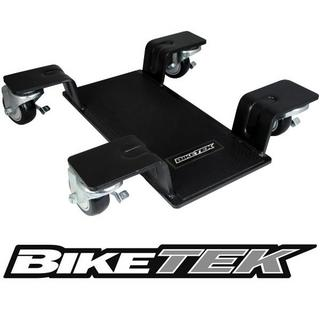 BikeTek Deluxe Motorcycle Centre Stand Mover/Dolly