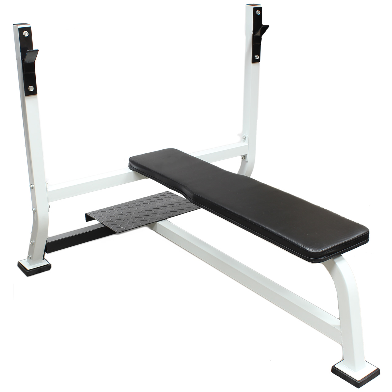 Gym Weight Lifting Bench For Shoulder Chest Press Home Equipment Dumb Bar Bell Ebay