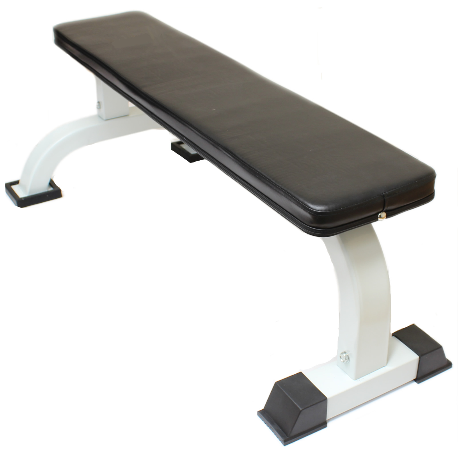 Max Fitness Flat Bench Weight Lifting Utility Dumbell Press Abs Gym Workout Ebay