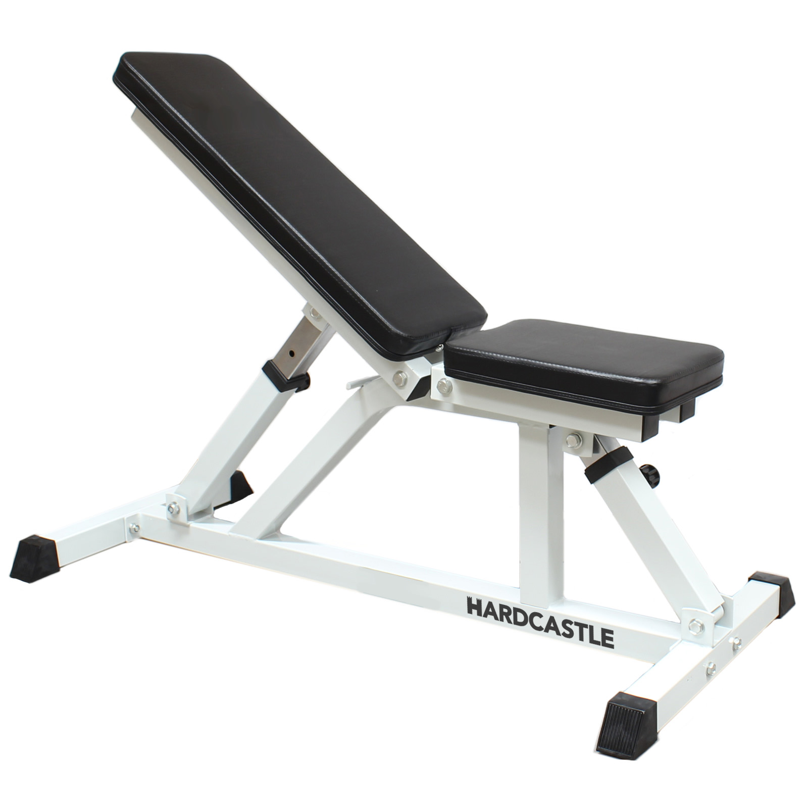 Adjustable Flat Incline Gym Utility Dumbell Weight Bench Heavy Duty Fold Flat Ebay