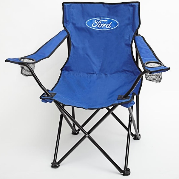 FORD FOLDING CAMPING CHAIR OFFICAL PRODUCT MOTORSHOW FESTIVAL COLLAPSIBLE FOL
