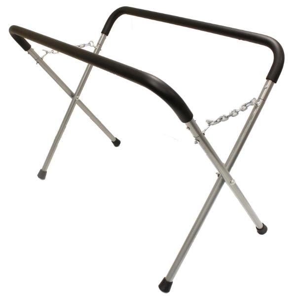 Adjustable bodyshop panel stand trestle table for car van for Stand auto