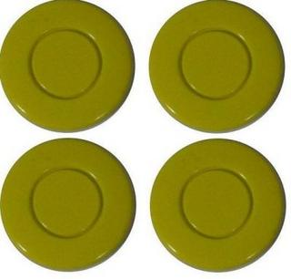 Veba Set Of 4 Coloured Reversing Sensors - Yellow Kit 1