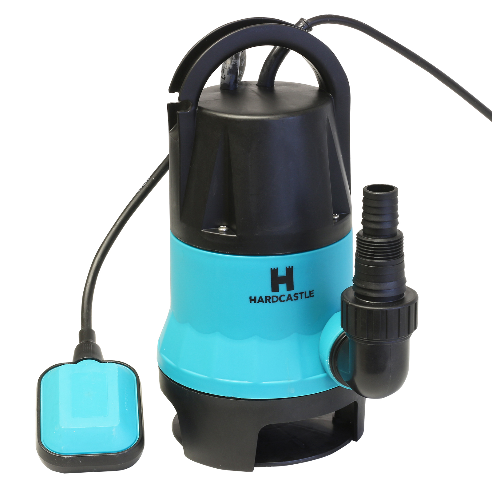 Electric submersible pump for clean or dirty water flood for Garden pond do you need a pump