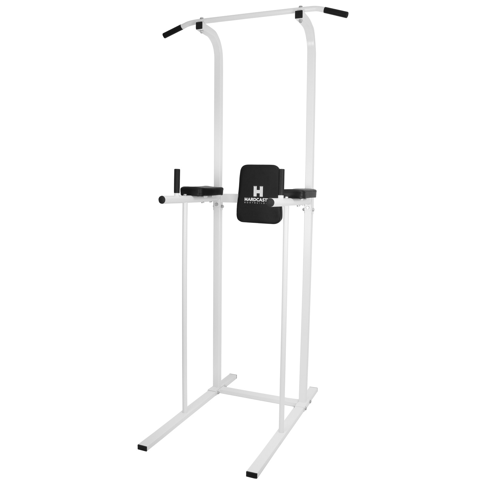 power tower ab dip station pull chin up bar home gym knee leg raise fitness abs ebay. Black Bedroom Furniture Sets. Home Design Ideas