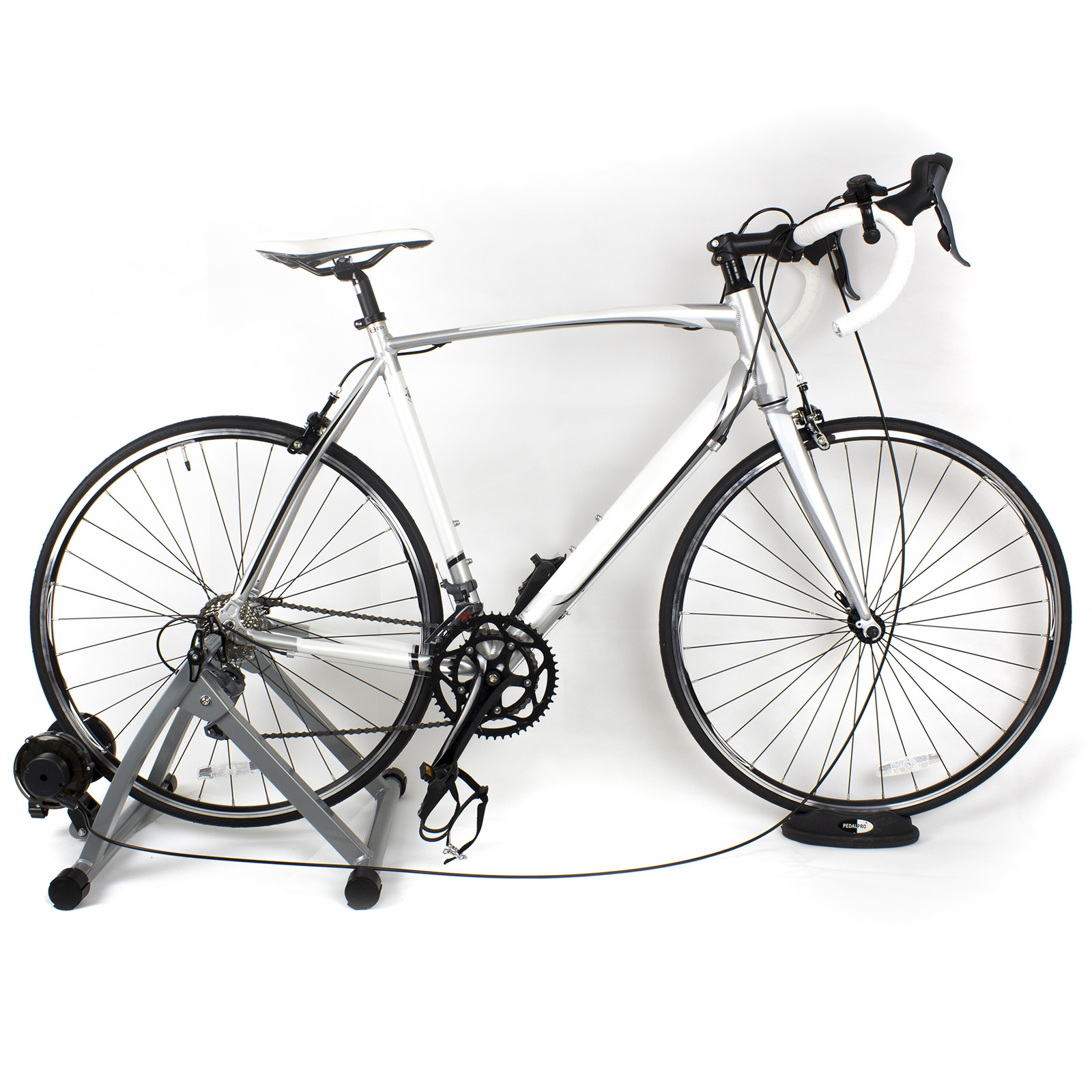 Turbo Bike Pic: PEDALPRO VARISPEED TURBO CYCLE TRAINER INDOOR EXERCISE