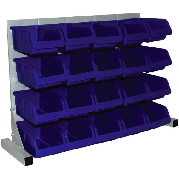 workbench storage bins