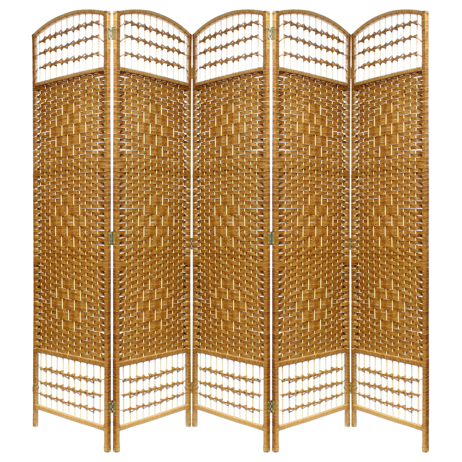 hand made wicker room divider separator privacy screen choice of size colour ebay. Black Bedroom Furniture Sets. Home Design Ideas
