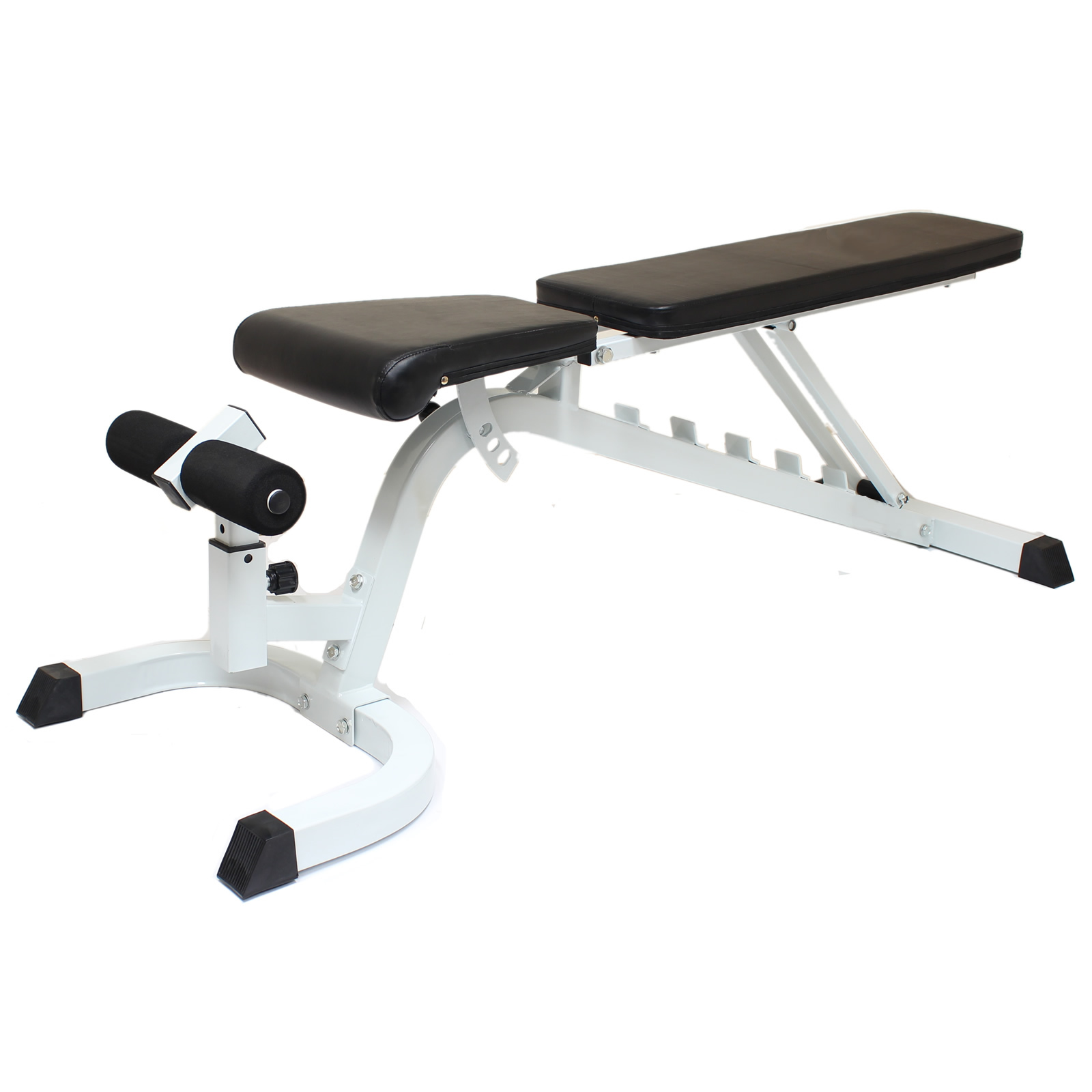 Adjustable Dumbbell Barbell Weight Lifting Bench Flat Incline Decline Press Gym Ebay