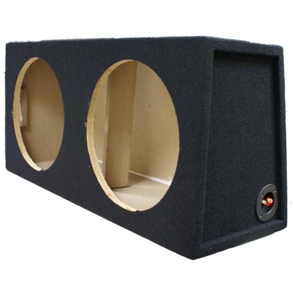 Bandpass inch subwoofer box