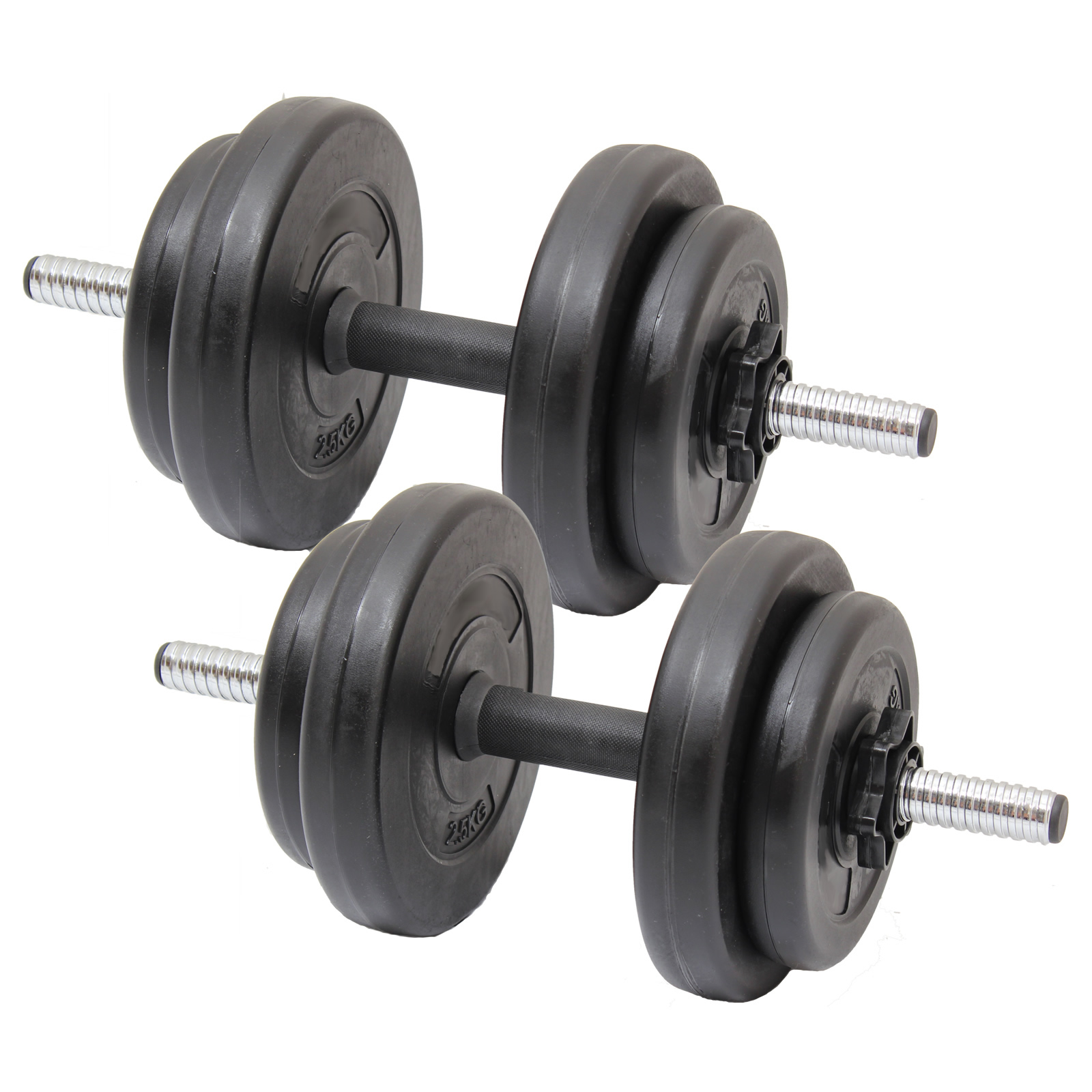 Best Home Dumbbell Set: 15KG DUMBBELL FREE WEIGHTS SET HOME GYM/WORKOUT/TRAINING