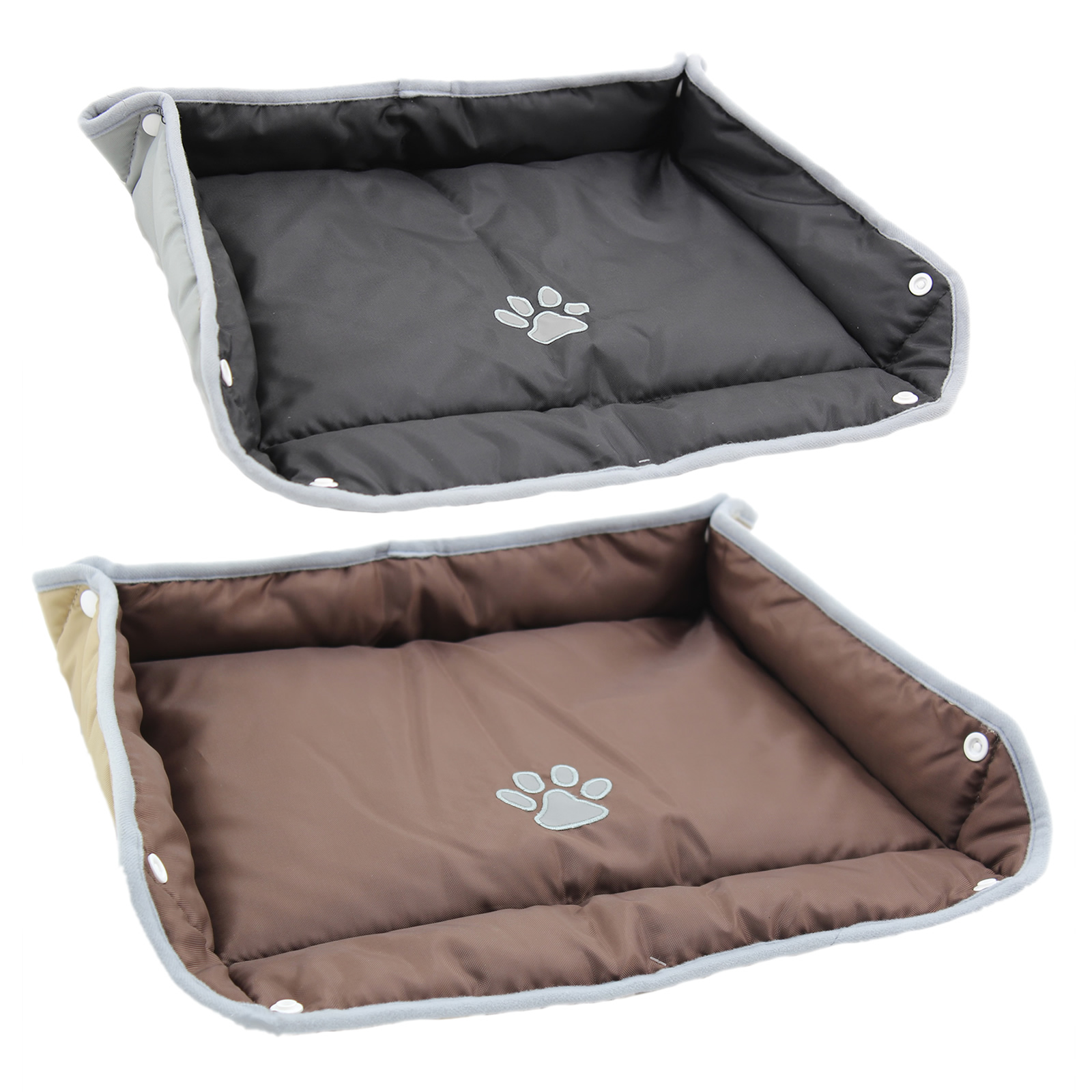 Me Amp My Pet Waterproof Folding Dog Cat Bed Mat Pillow