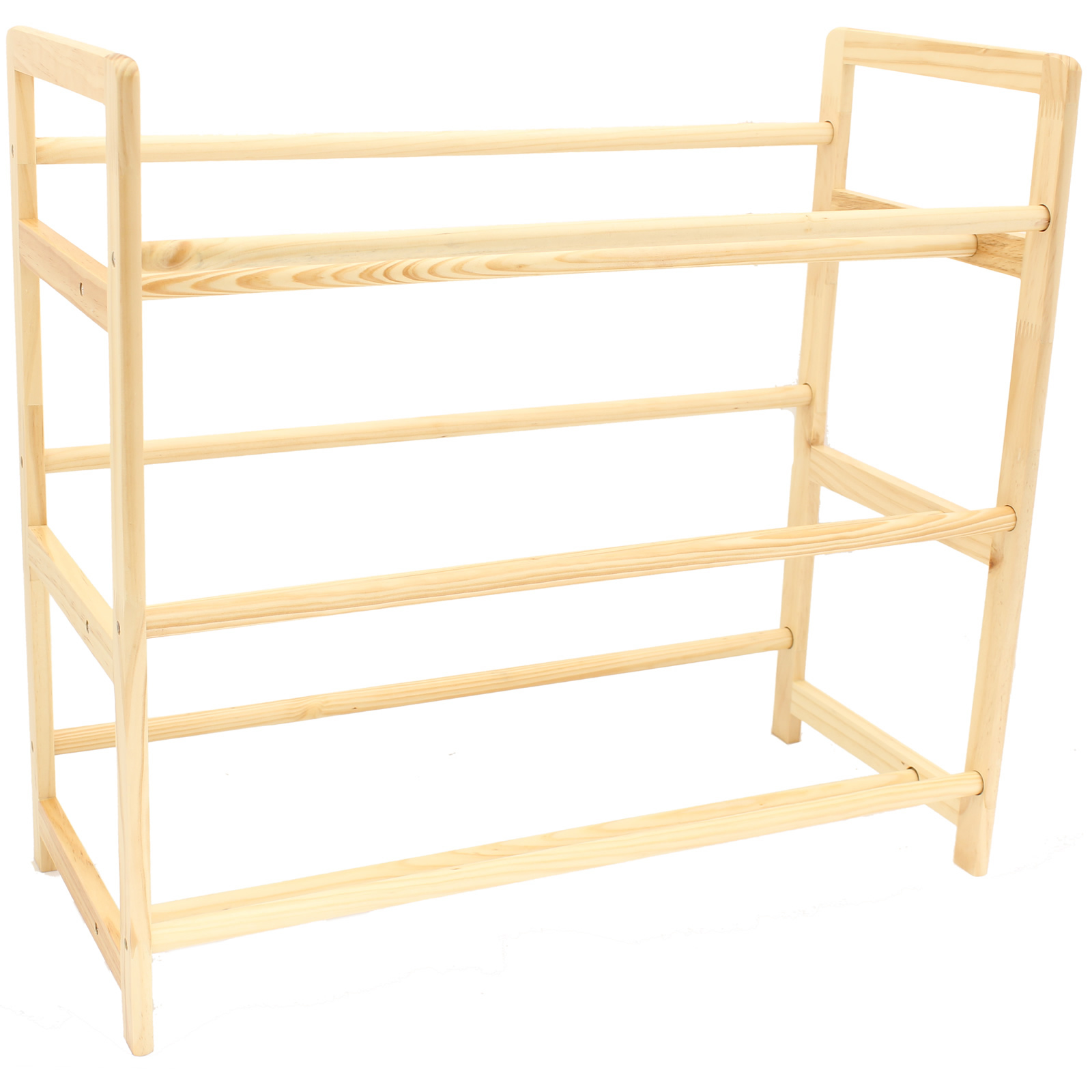 Childrens Animals Storage Box Chest 3 Kids Drawer Bedroom: Hartleys 3 Tier Storage Shelf Unit Kids Childrens Bedroom