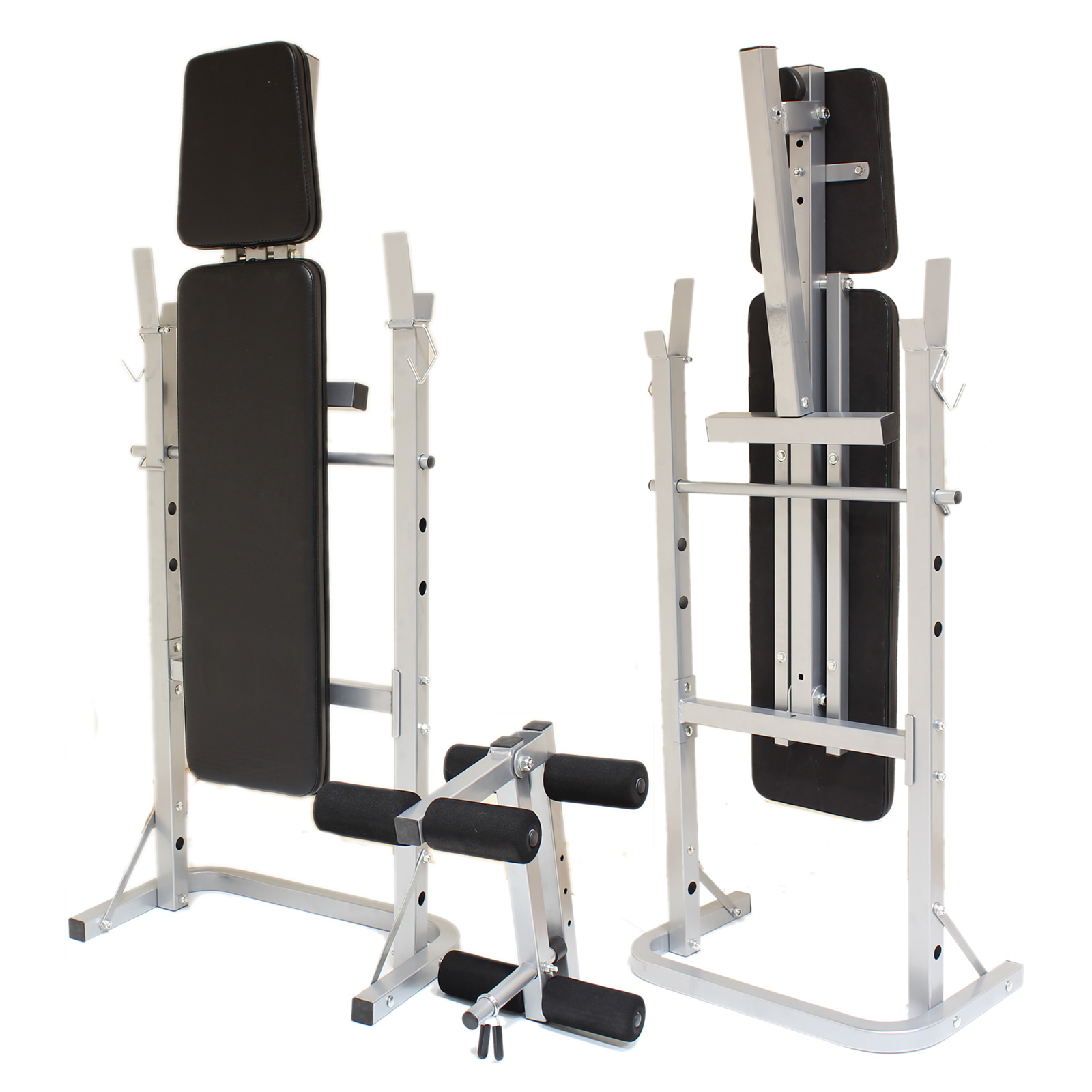 Sale Folding Weight Bench Exercise Lift Lifting Chest Press Leg Missing Parts Ebay