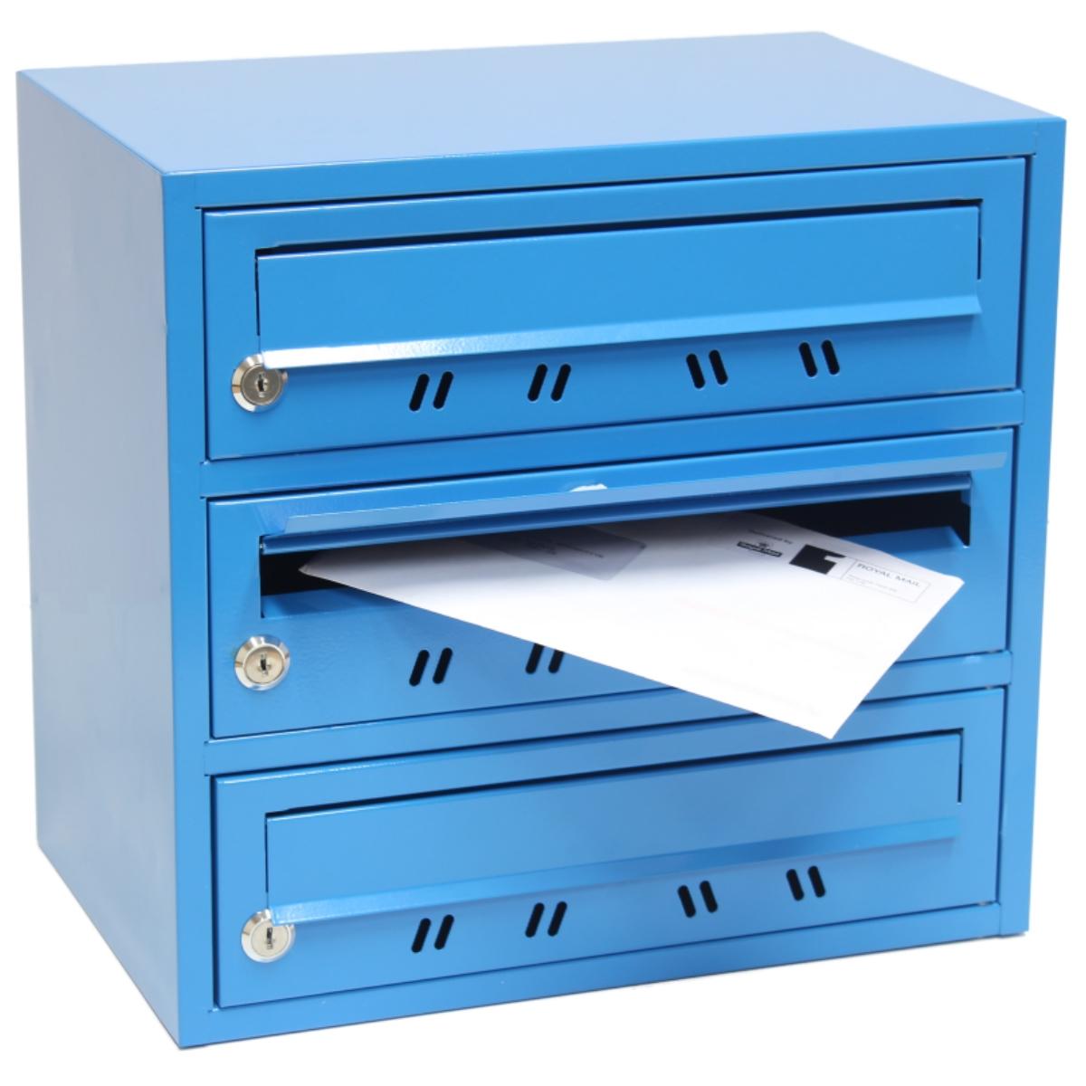 Letterbox slots