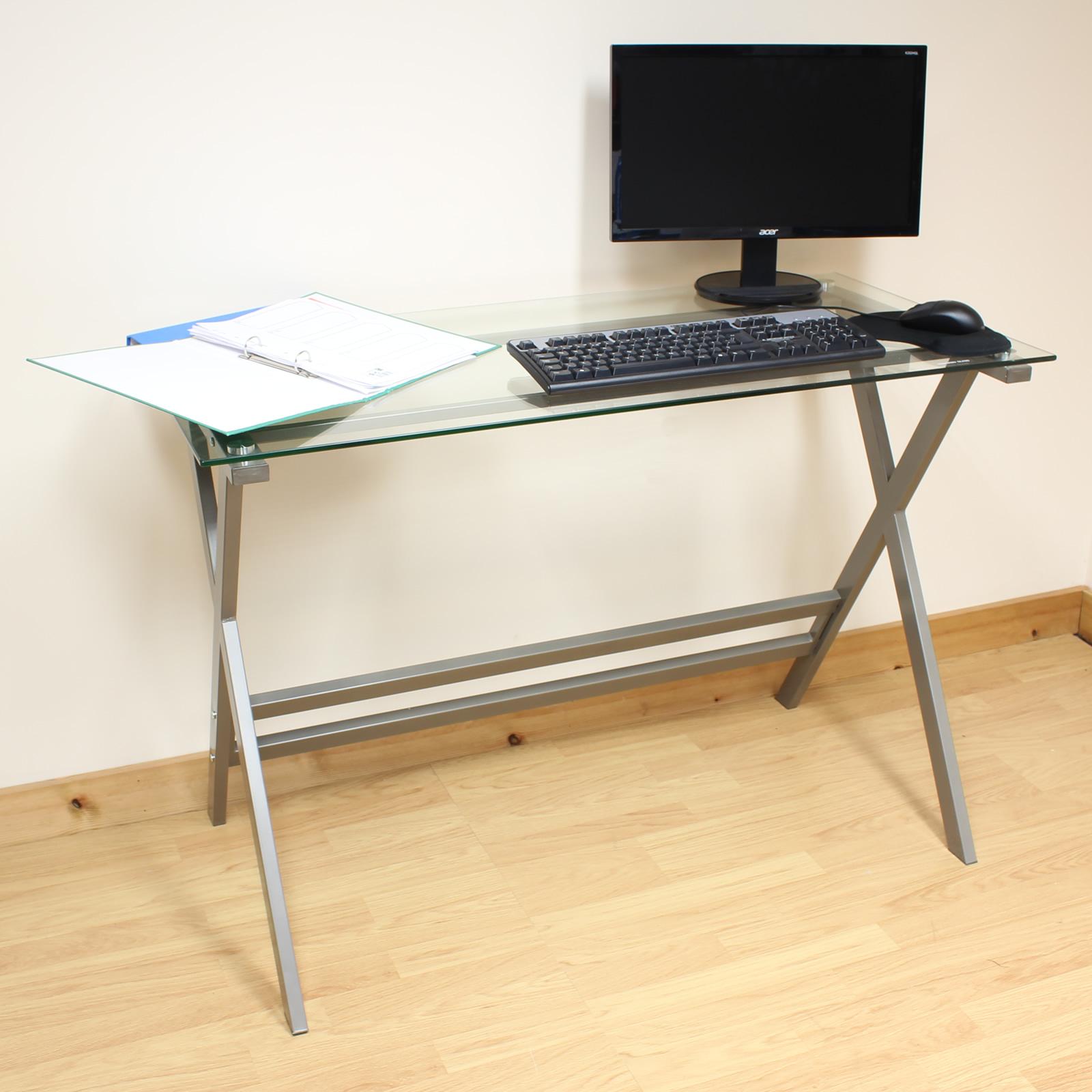 White Computer Desk Desk Riser 100 Minimal Desk 135 Best