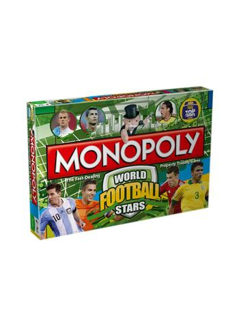 View Item Monopoly - World Football Stars