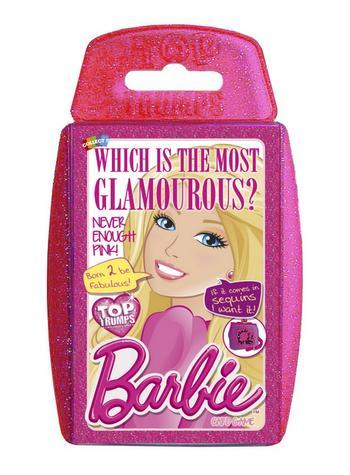 View Item Top Trumps - Barbie