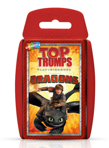 View Item Top Trumps - Dragons