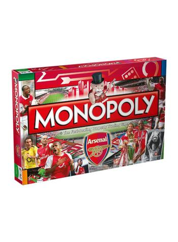 View Item Monopoly - Arsenal FC 2013/14