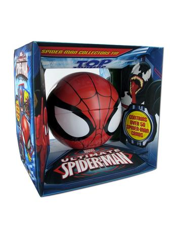 View Item Top Trumps - Ultimate Spiderman Tin