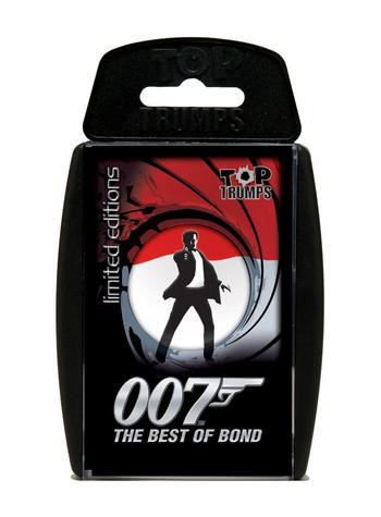 View Item Top Trumps - Best of Bond